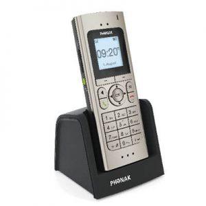 Schwerhörigentelefon der Firma Phonak